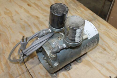 Working Gast Compressor 0322-p102-g18dx