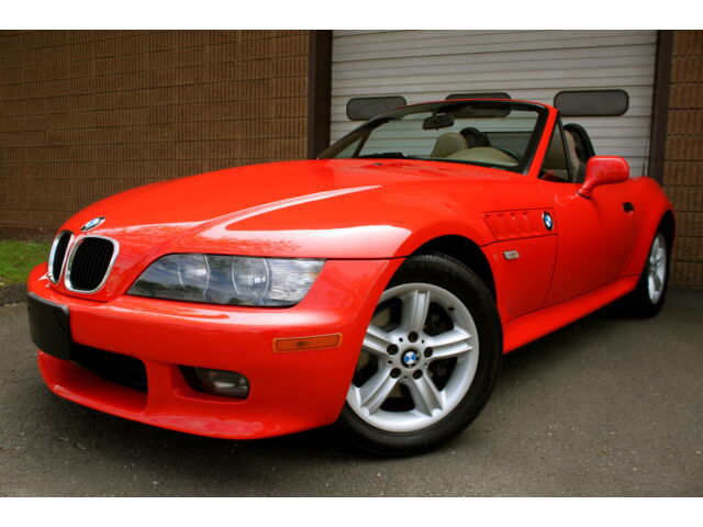 Image 1 of BMW: Z3 2.3 Roadster…