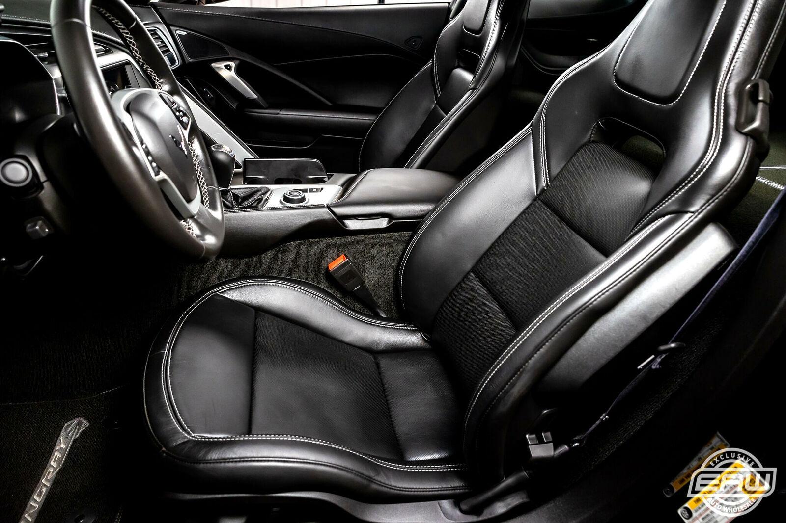 2014 Black Chevrolet Corvette Coupe 1LT | C7 Corvette Photo 5