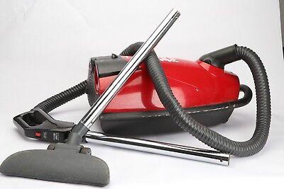 Samsung Quiet Jet VAC-9048R/XAA Canister Vacuum w/ Power Brush Nozzle  ()