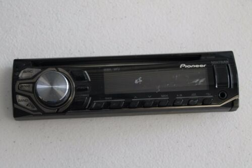 PIONEER DEH-X2669UI FACEPLATE ONLY TESTED
