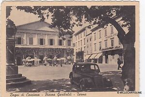 caricamento dellimmagine in corso bagni di casciana piazza garibaldi terme 1952
