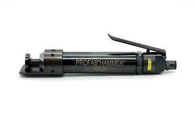 Pittsburgh Lock Hammer Hvac Duct Seam Tool Air-powered For 16-30 Ga Sheetmetal