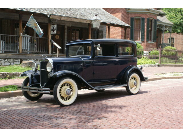 1931 chevrolet 2 door sedan beautiful condition 22 year for 1931 chevrolet 4 door sedan