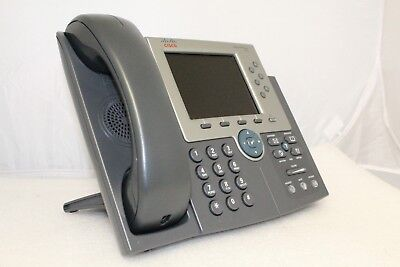 Lot Of 10 Cisco 7965g- Cp-7965g Unified Ip Voip Phone- Used Grade B