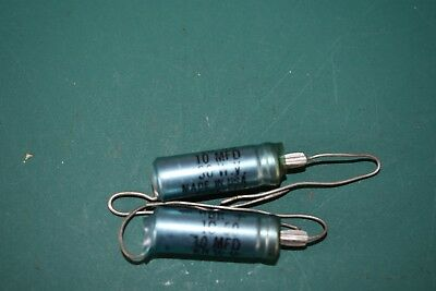 vintage DUBILIER  0.022 uF  capacitor 1500 VDC