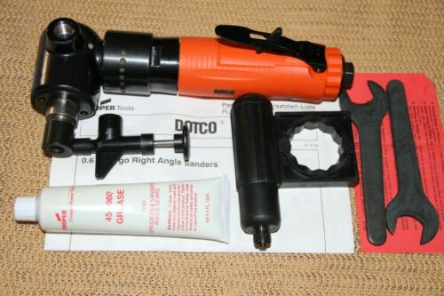 NEW dotco large angle die grinder 12L2252-01 series heavy duty