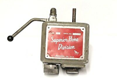 Superior Hone Division Vertical Honing Attachment Model Vh