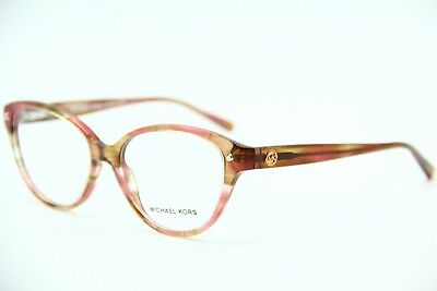 NEW MICHAEL KORS MK 4042 3242 PINK EYEGLASSES AUTHENTIC RX MK4042 51-16