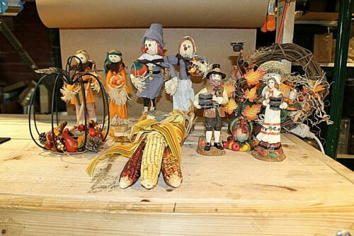 Lot of Fall/Thanksgiving Decorations