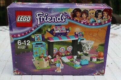 LEGO Friends Amusement Park Arcade (41127) - 100% complete Excellent condition