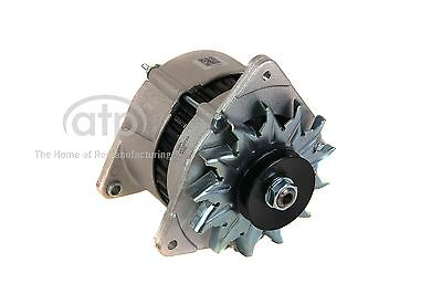 NEW LUCAS A127 ALTERNATOR 12V 75A  TYPE JCB/MASSEY FERGUSON/PINTO RIGHT HAND FIT