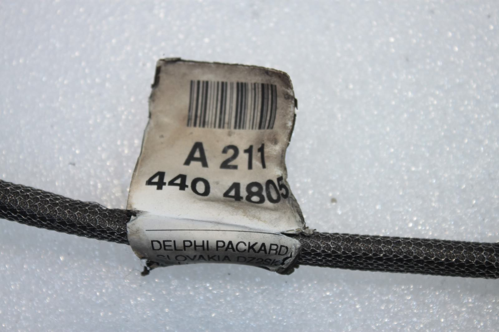 Used 2007 Mercedes-Benz E320 Computers and Cruise Control Parts for Sale