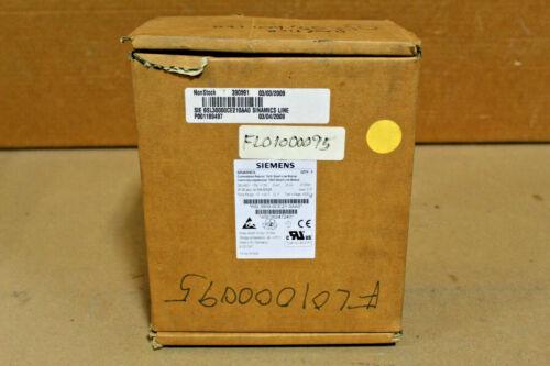 Siemens 6SL3000-0CE21-0AA0 Commutation Reactor 10kW Smart Line Module