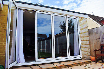 Aluminium Bi folding Doors - Rhino Aluminium - Direct from the manufacturer