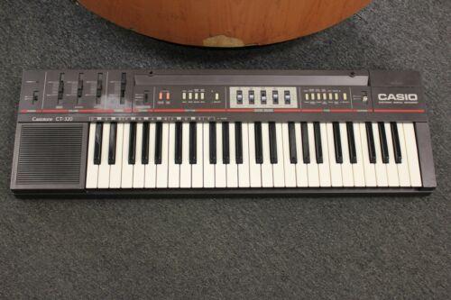 Casio Casiotone CT-320 49-Key Portable Electronic Synthesizer
