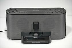 Sony Dream Machine FM/AM Clock Radio Dual Alarm ICF-C1iPMK2 iPod iPhone Dock
