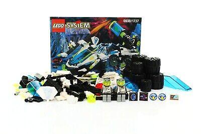 Lego Space Exploriens Set 6938 Scorpion Detecto 100% complete +instructions 1996