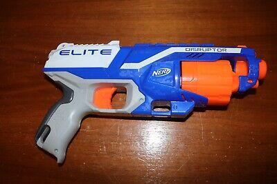 Nerf Gun N-Strike Elite Disruptor Dart Blaster used vgc