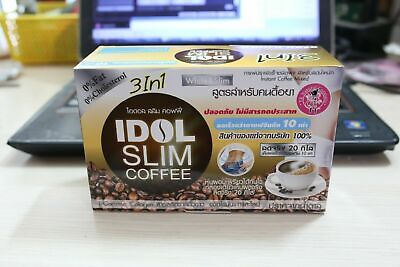 IDOL SLIM COFFEE DRINK INSTANT DIET WEIGHT LOSS