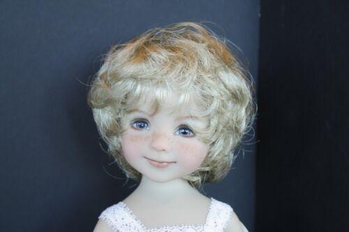 """Little Darling, Boneka, BJD """"Roanne"""" Wig Size 5-6,7-8,9-10,10-11,11-12,13-14,15"""