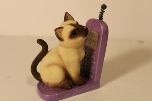 2002 Calico Kittens You Can Always Call on Me Figure, Pricilla Hillman