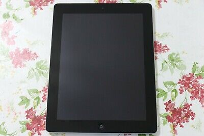 Apple iPad 3rd Gen. 16GB, Wi-Fi cellular (Unlocked) Black -Excellent Condition