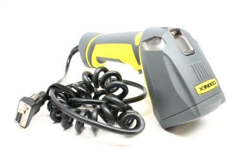 Cognex Dm8100 W/ Rs-232 & Power Adapter Dmr8100 8100 Dataman Scanner