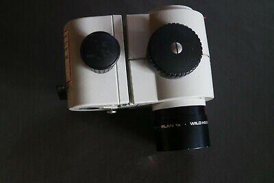 Wild Heerbrugg Stereo Microscope Body