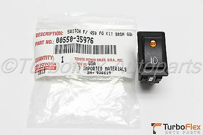 - Toyota Fog Light Switch Genuine OEM   00550-35976