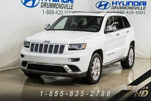 Jeep Grand Cherokee Summit + 4X4 + 5.7 HEMI + HARMAN KARDON + CR