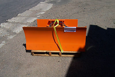 New User Friendly 48 4 Way Dozer Blade Plow Fits Bobcat 463 S70 Skid Steer