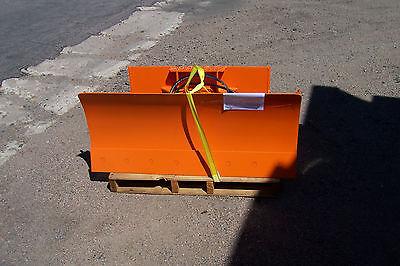 New User Friendly 48 4 Way Dozer Blade Plow Fits Bobcat 463 S70 Skid Steer