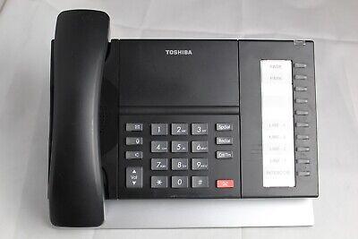 Toshiba DKT2001 Charcoal Telephone