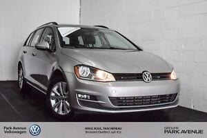 2015 Volkswagen Golf SportWagen Comfortline // KEYLESS | TOIT
