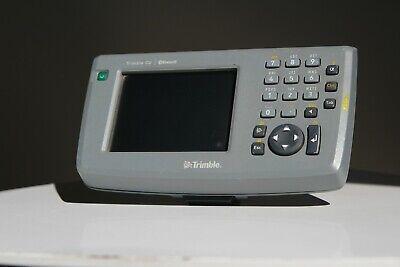 Trimble Cu Tcu With Survey Controller 12.50
