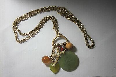 schöne fast neuwertige Designer-Halskette von Schumacher (Designer Halskette)