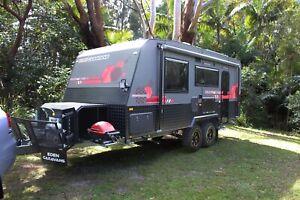 2021 Eden Wildtrax 19.6 Offroad Caravan Coffs Harbour Coffs Harbour City Preview
