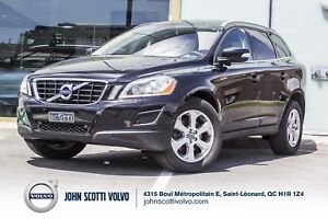 2013 Volvo XC60 3.2L CERTIFIÉ 16 MAI 2019 OU 160,000KM.