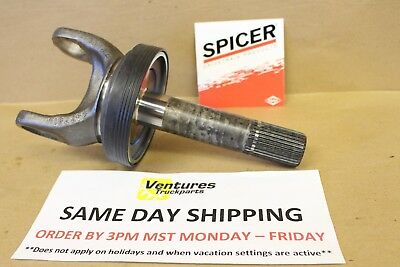Ford F250 F350 Outer Axle Stub Spindle Shaft And Seal Super Duty Dana 50 Or 60