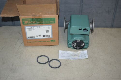 Taco Stainless Steel Circulator Pump with Rotated Flange - 0013SF3