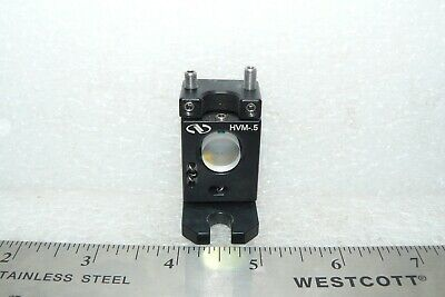 Newport Hvm-.5 Vertical Drive Kinematic Optical Mount With Dielectric Mirror