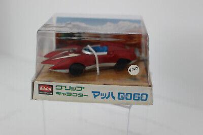 1970s Eidai Grip Mach Go Go Go  Diecast Model Race Car RED COLOR JAPAN Color Red Japan