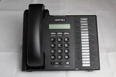 Iwatsu Icon Ix-5900 Voip Business Enhanced Ip Telephone W Stand And Handset