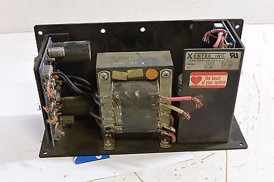 Used Xentek 3x50 Power Supply Transformer