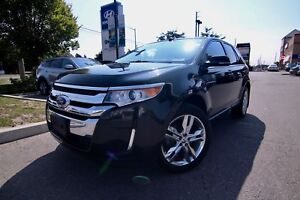 2013 Ford Edge 4DR LIMITED AWD CHROME WHEELS NAVIGATION PANORAMI