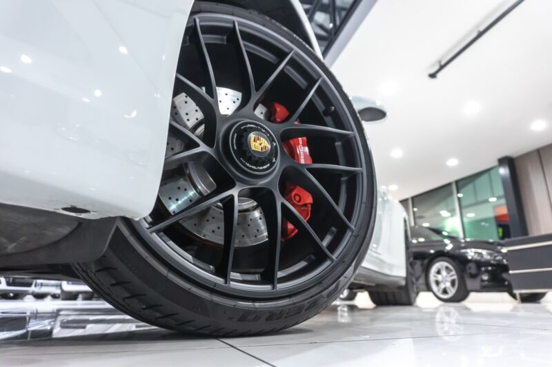 Image 11 Coche Americano usado Porsche 911 Targa 4 GTS 2018