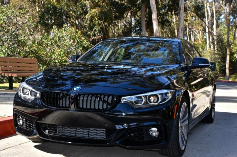 Image 1 Salvaged BMW 4-Series 2018
