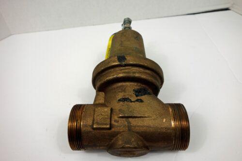 "APOLLO WATER PRESSURE REDUCING LEAD-FREE VALVE 1-1/4"" 36LF50601 GREAT CONDITION"