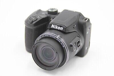 Nikon CoolPix B500 Digital Point & Shoot Camera - 16MP - 40X Zoom - #K19994